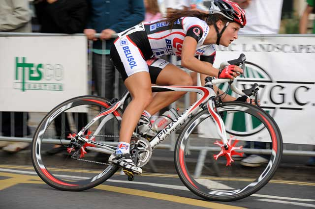 Lizzie Armitstead, Otley Town Centre Grand Prix 2009