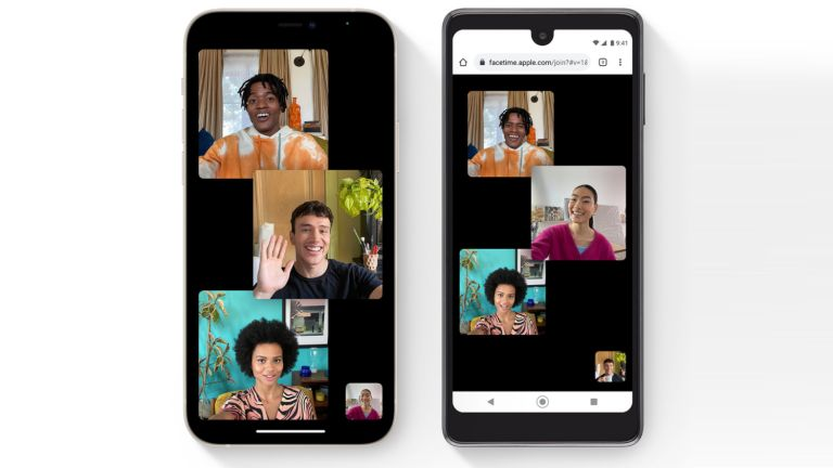 Apple FaceTime on Android