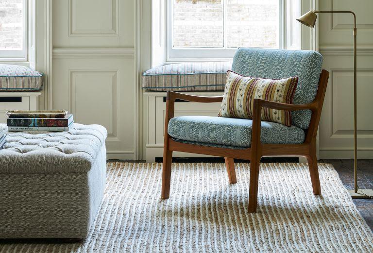Susie Atkinson interior design tips - living room