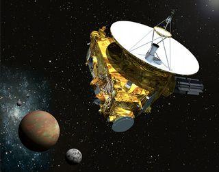 To Pluto With Postage: Nine Souvenirs Stow Away on NASA Probe