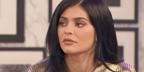 Kylie Jenner KUWTK ten year special aloof look