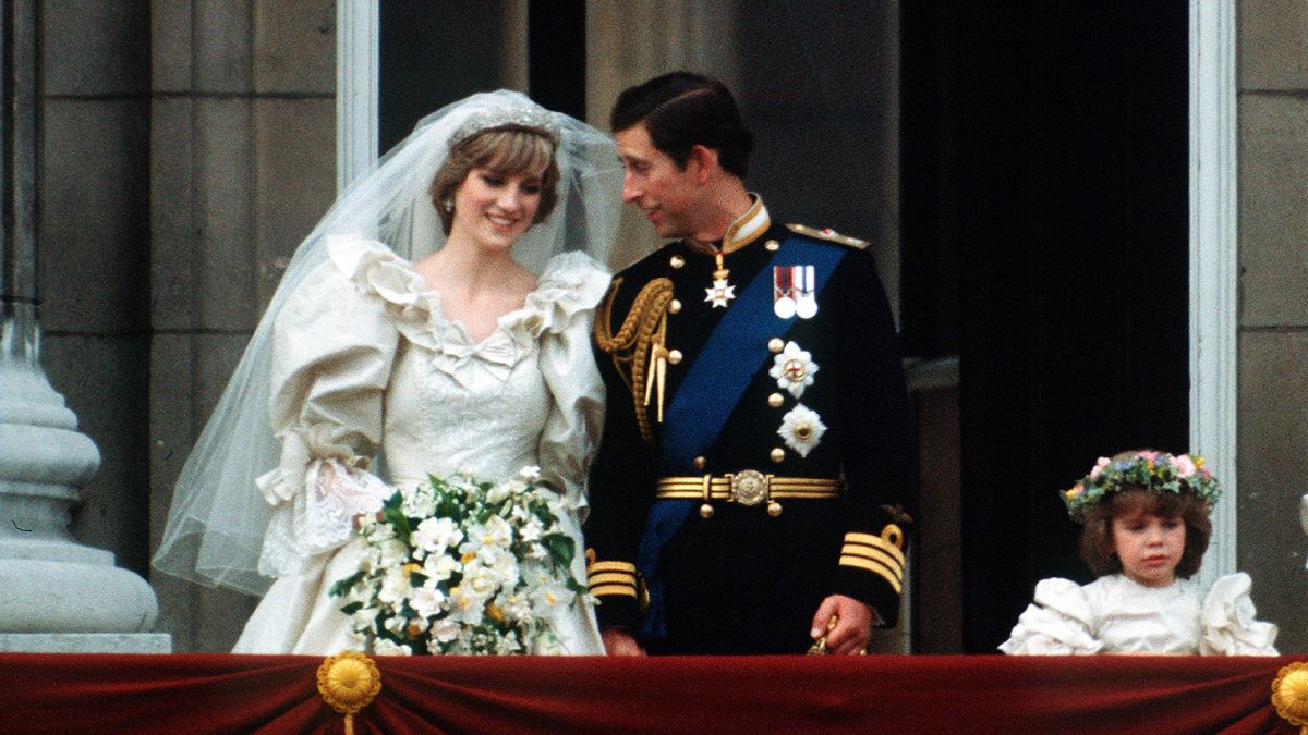 This is the exact perfume Princess Diana wore on her wedding day
