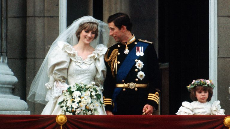 Princess Diana's wedding day perfume