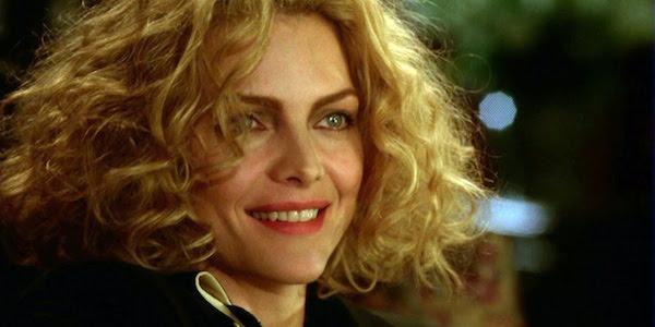 Michelle Pfeiffer as Selina Kyle in 1992's Batman Returns