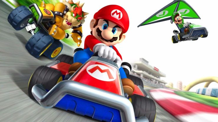 Image result for mario kart mobile