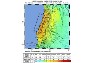 earthquakes, slow quakes, major events