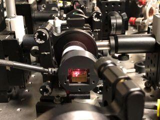 Spooky Entangled Photons Create Perfectly 'Unhackable