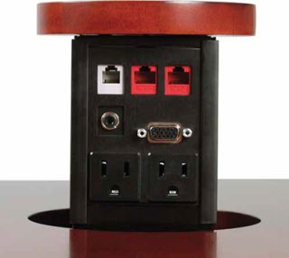 Table and Floor Boxes Provide Insurance for AV Installations