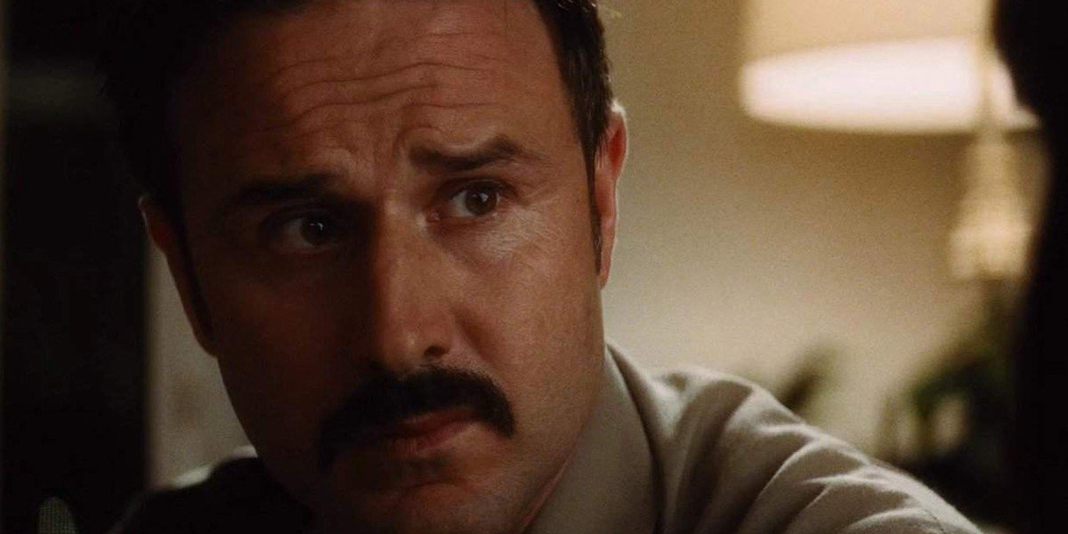 David Arquette as Dewey Riley in Scream 4 (2011)