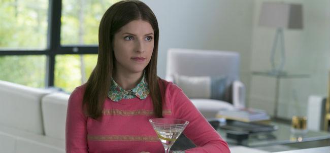 A Simple Favor Anna Kendrick martini glass