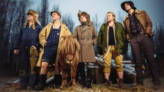 A picture of Steve 'N' Seagulls