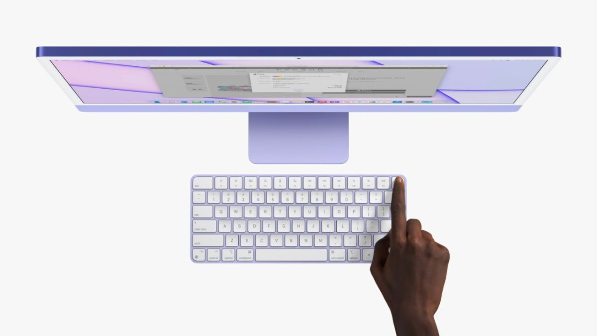 Forget iMac 2021 — Apple Touch ID keyboard works with all M1 Macs - Tom's Guide