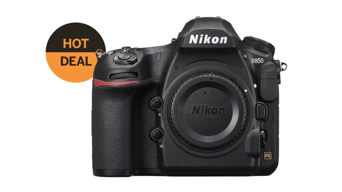 Nikon D850 gets a whopping AU$1,500 price drop on Amazon Australia