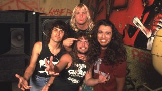 Slayer in the 80s