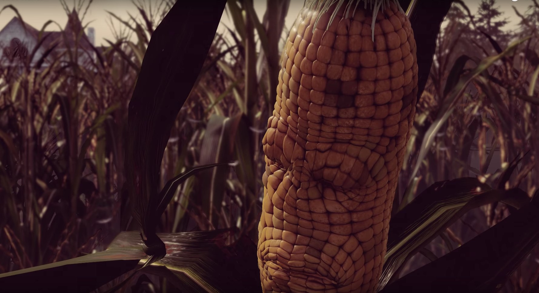 Maize, the first-person adventure about sentient corn, is out now