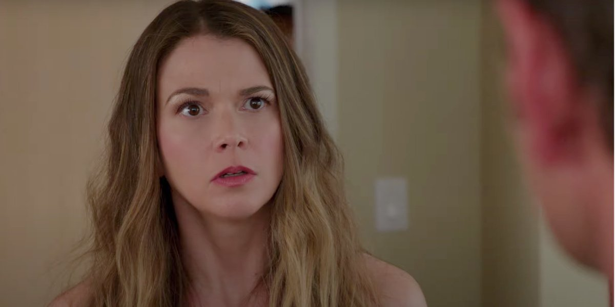 Sutton Foster in Younger.