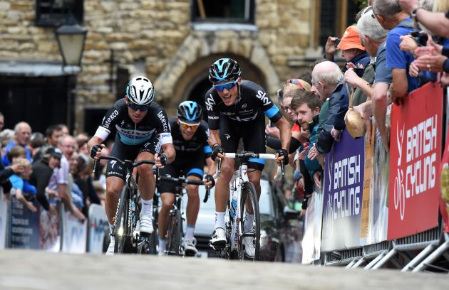 Rapha steps in with sponsorship to rescue Lincoln GP - Cycling Weekly