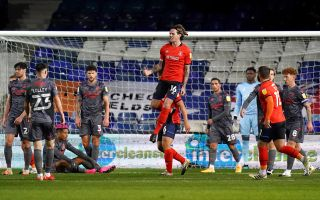 Luton Town v Nottingham Forest – Sky Bet Championship – Kenilworth Road