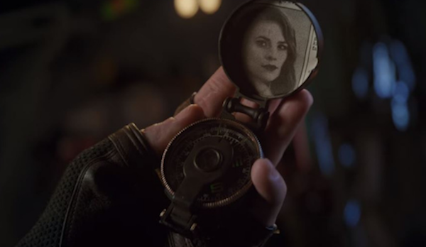 Peggy Carter picture in Avengers: Endgame trailer