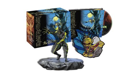 Iron Maiden - Fear Of The Dark Box Set