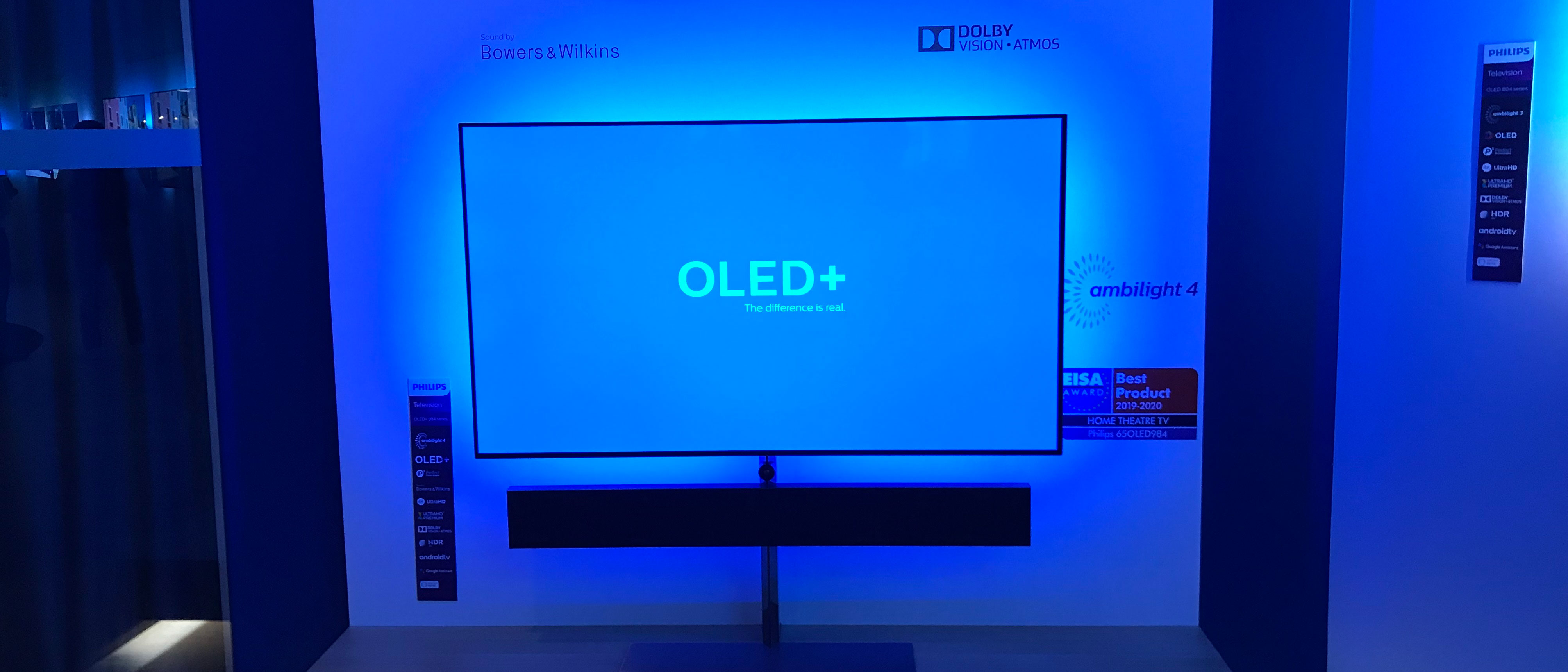 Hands on: Philips OLED+984 review | TechRadar