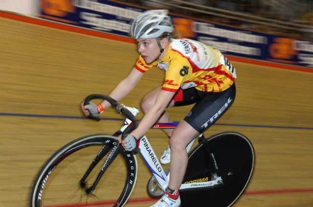 Ruby Miller DHL Future Stars 2008/9