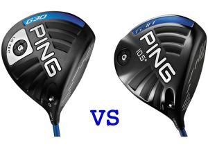 Ping G30 v Ping G30 LS Tec