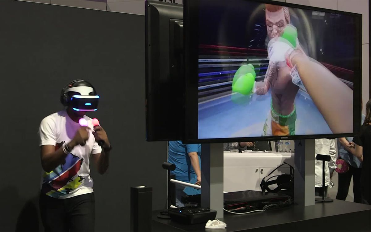 Creed: Rise to Glory Is Like a Virtual Reality Punch-Out