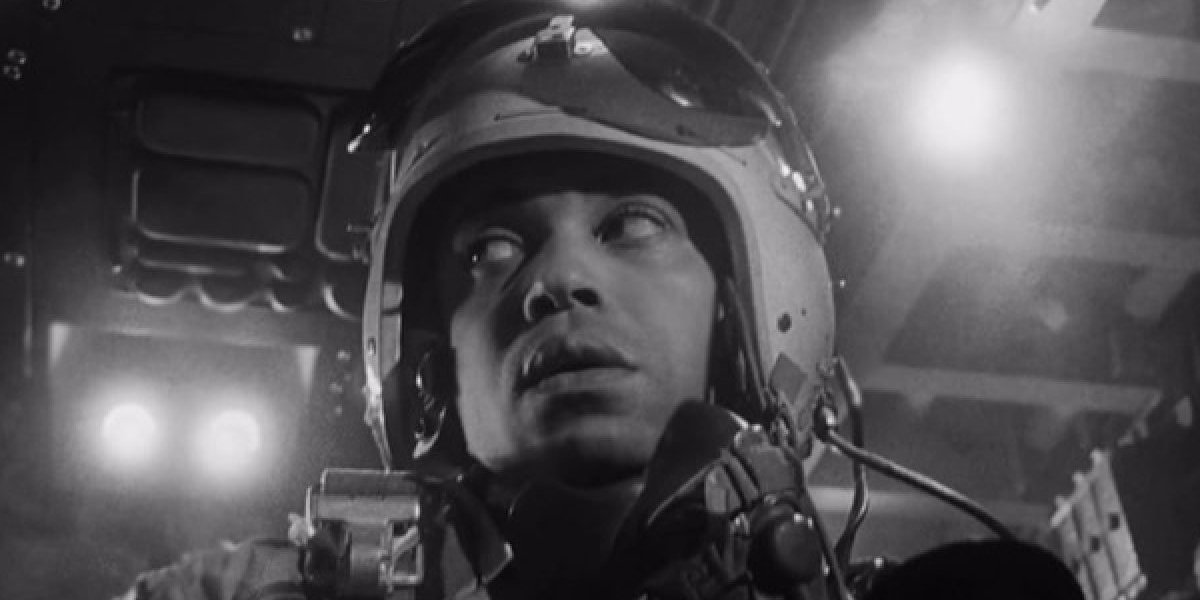 James Earl Jones in Dr. Strangelove