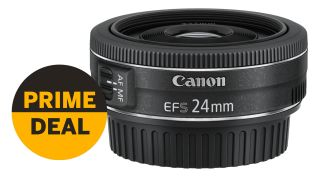 Amazon Prime Day: Canon EF-S 24mm f/2.8