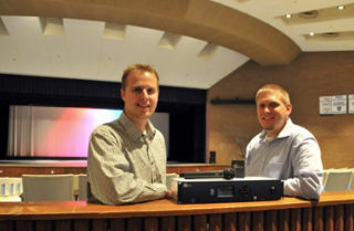 Lectrosonics Wireless Mics Upgrade Bingham High School