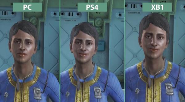 Gta Graphics Comparison Pc Ps Xbox One
