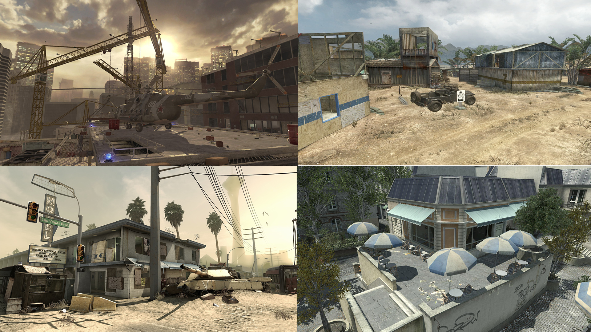 Best Call Of Duty Maps Our 15 Favourite Locales From Call Of Duty