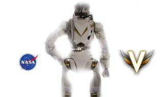 NASA's New Robot Valkyrie
