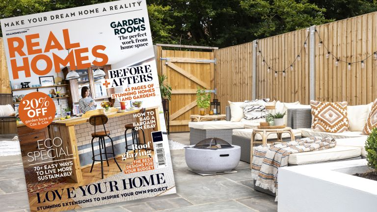 Real Homes magazine August issue