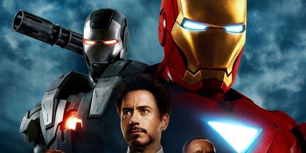 Iron Man 2 скачать торрент - фото 8