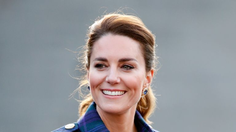 Kate Middleton's organic rosehip face oil is a staple in the Duchess of Cambridge's skincare routine (Photo by Max Mumby/Indigo - Pool/Getty Images)