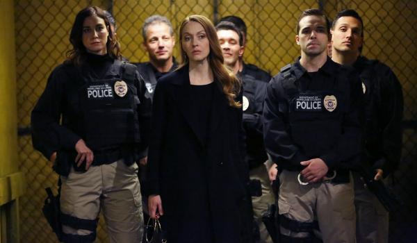 The Blacklist Anna McMahon Jennifer Ferrin NBC
