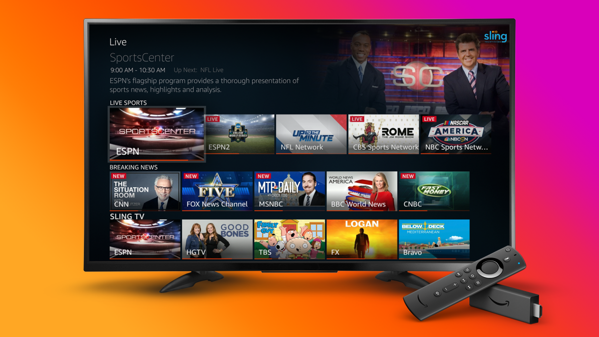 Amazon Fire TV just got a big upgrade for cord cutters