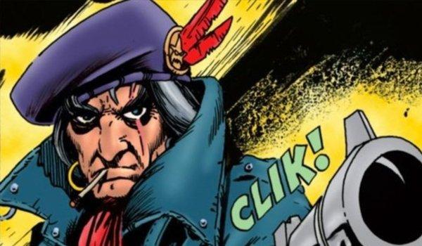Grimjack comics