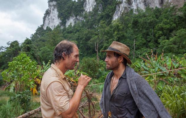 Gold Matthew McConaughey Edgar Ramírez