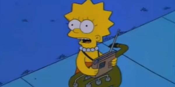 Lisa Simpson The Simpsons