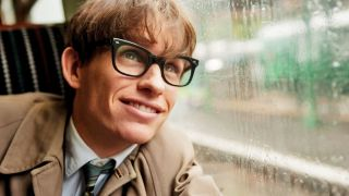 A still from the movie The Theory of Everything