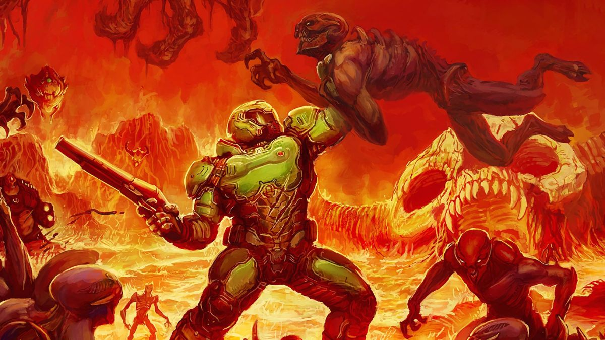 tj9E8PGGnbuPwxVSjuHqQU 1200 80 John Romero says Doom Guy's name is Doom Guy null