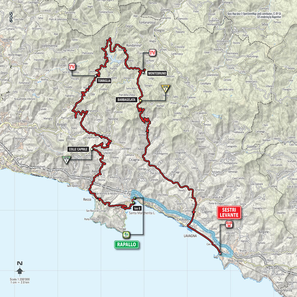 Giro d'Italia 2015 stage 3 preview