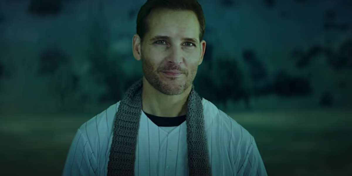 Peter Facinelli in Tessa Violet Games music video