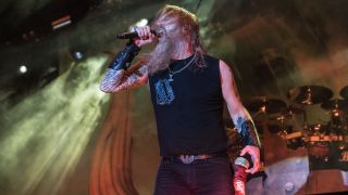 Amon Amarth headline the main stage Bloodstock
