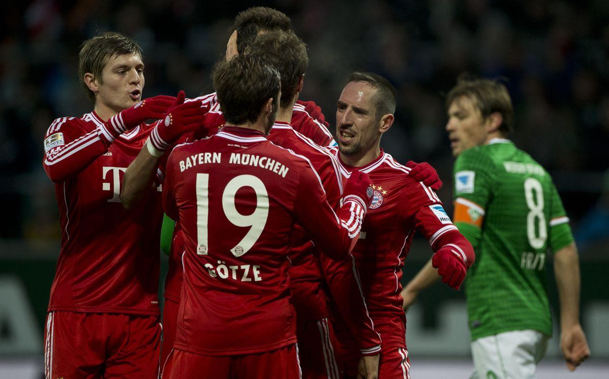 Bremen Bayern München