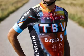 Bahrain Victorious will sport a new jersey for the 2021 Vuelta a Espana