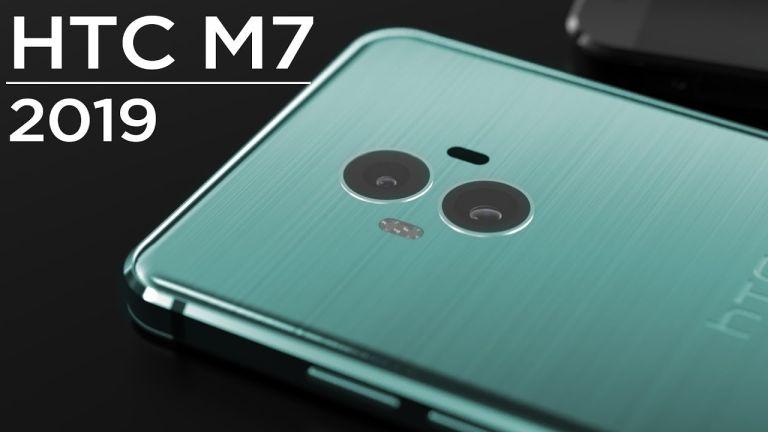 HTC One M7 2019